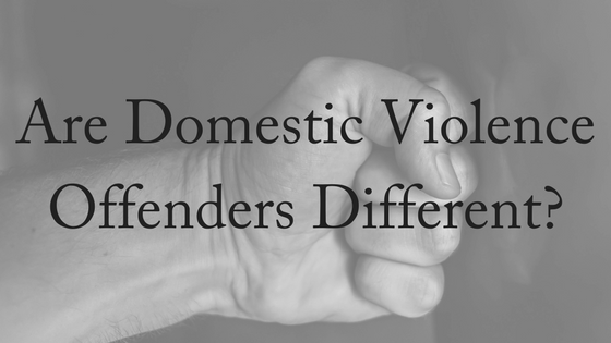 Are Domestic Violence Offenders Psychologically Different?
