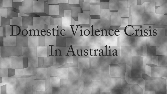 Domestic Violence Crisis in Australia