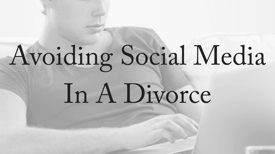 Avoiding Social Media in a Divorce
