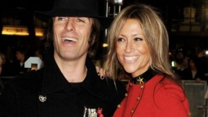 Liam Gallagher was ordered to pay his ex-wife half of his fortune.