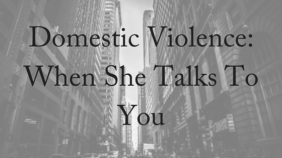 domestic violence victims, divorce