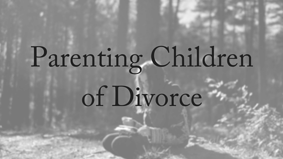 Parenting Children of Divorce, conflict,