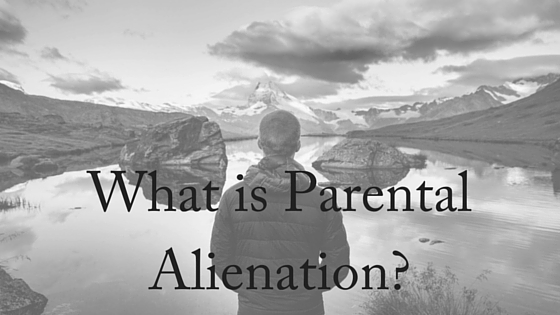 What is Parental Alenation-
