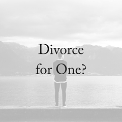 Can One Spouse Refuse Divorce?