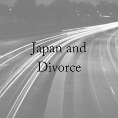How To Divorce In Japan