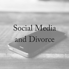 Social Media and Divorce