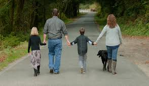 blended family, divorce, remarriage