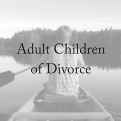 Adult Children of Divorce