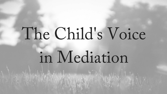 the-childs-voice-in-mediation
