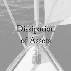Asset Dissipation: What Is It?