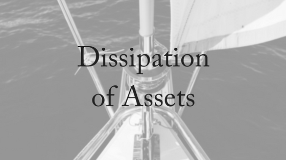 dissipation-of-assets
