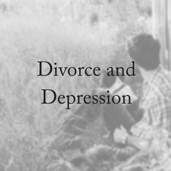 Divorce and Depression