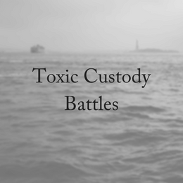 Toxic Child Custody Battles
