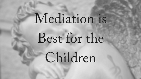 Mediation Is Best For Your Children