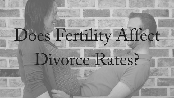 Does Fertility Affect Divorce Rates?