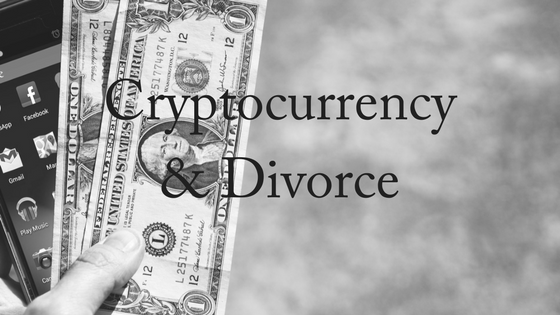 Cryptocurrency and Divorce