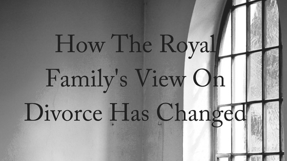 How The Royal Family's View on Divorce Has Changed