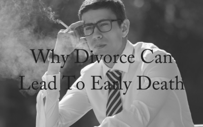 Why Divorce Can Lead To An Early Death
